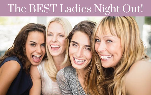 Girls-night-out-facial-rejuvenation-party